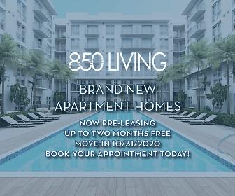 850 Living, West Flagler, Miami, FL