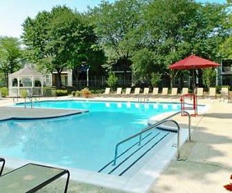 Pool, Avalon at Fairway Hills