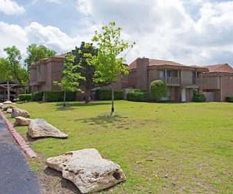 City Gardens Apartments, Patrick Henry Elementary School, Tulsa, OK