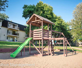 Playground, Chanhassen Village