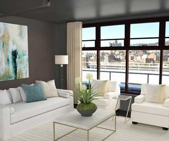 Living Room, Heinz at 950 North Shore
