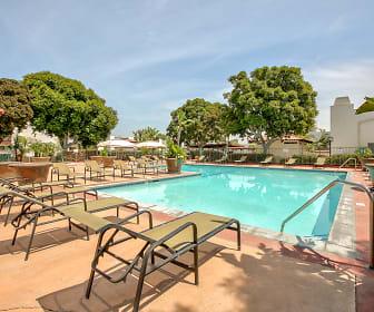 Pool, El Cordova Apartments