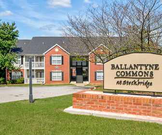 Ballantyne Commons, Mount Zion Primary School, Jonesboro, GA