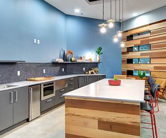 Kitchen, Notch Apartments