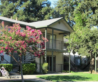 Building, Redwood Cove Apartments