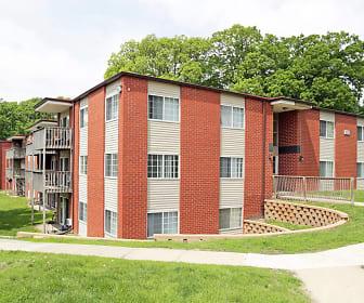 Overlook 380 Apartments, Mount Mercy College, IA