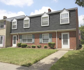 Crown Point Townhomes, Norfolk, VA