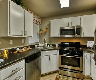 Kitchen, Allure at Tempe Apartment Homes