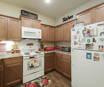 Kitchen, Griner Gardens Apartments
