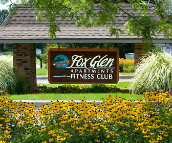 Fox Glen Apartments and Fitness Club, Shields, MI