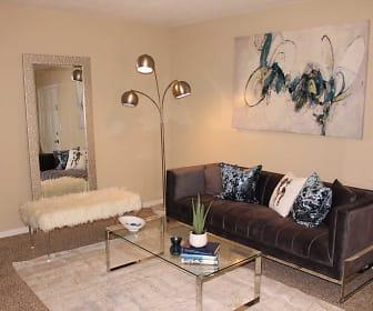 Living Room, The Park at Forestdale