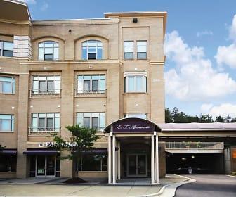 Erwin Terrace Apartments, Art Institute of Raleigh Durham, NC