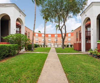 Casa Grande Apartments, Vanguard Institute of Technology  Brownsville, TX