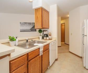 Kitchen, Westridge Apartments