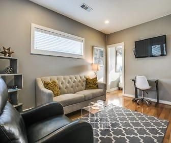 Living Room, 5544 Miller Avenue #1