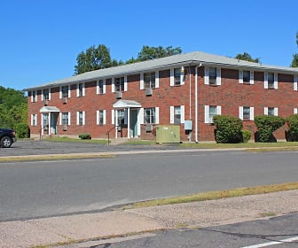 Building, Pine Brook Terrace Apartments