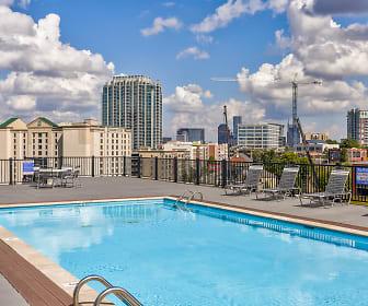 Pool, Americana Apartments