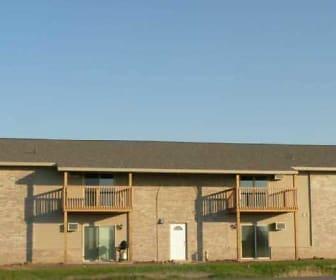 Meadow Crest Villas, Wrightstown High School, Wrightstown, WI