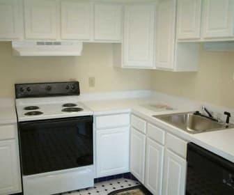 Kitchen, Clifton Park & Clifton House Apartments
