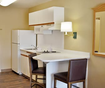 Kitchen, Furnished Studio - Memphis - Germantown