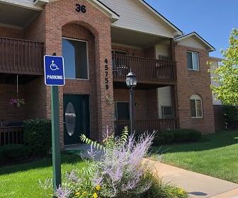 45759 Prairiegrass Court, Romulus, MI