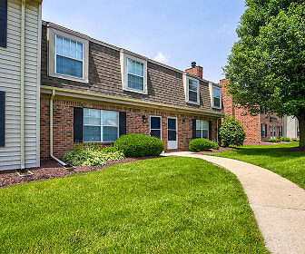 Chelsea Village Apartments of Indianapolis Indiana, North Willow Farms, Indianapolis, IN