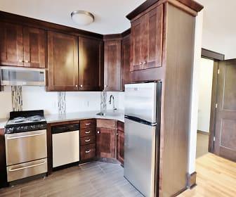 Kitchen, Lilium Apartments