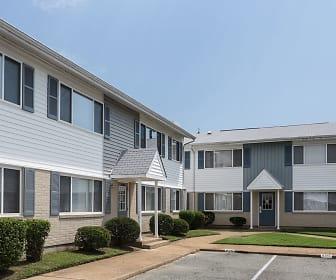 Mercury West Apartments, Farmington, Hampton, VA