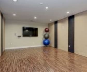 Fitness Weight Room, The Elms at Odenton
