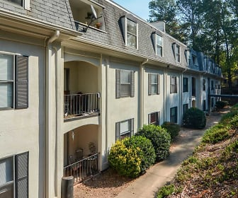 Building, Northern Pines Apartments
