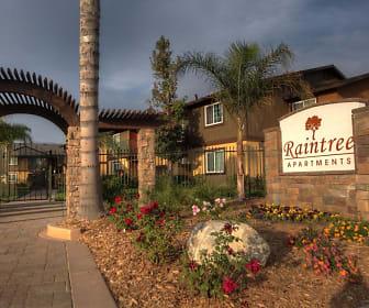 Raintree Apartments, New Vision Middle School, San Bernardino, CA
