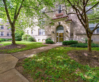 Madison Court Apartments, East Walnut Hills, Cincinnati, OH