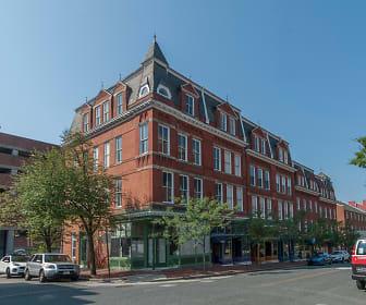 University Place Apartments, Union Square, Baltimore, MD