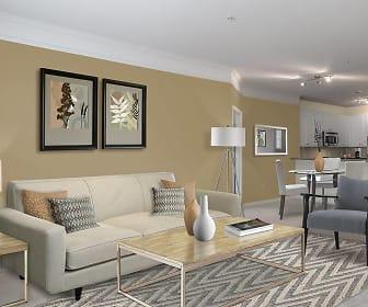 Living Room, Avalon Arlington North