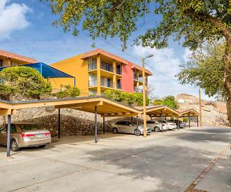 Building, Villa Sierra