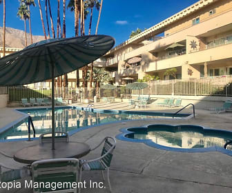 277 E. Alejo Rd.  Unit 218, Downtown Palm Springs, Palm Springs, CA