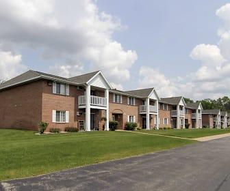 Building, Orchard Estates