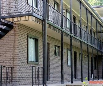 Building, 848 Myrtle Street