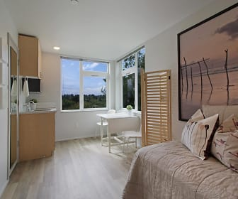Bedroom, Horizon Phinney