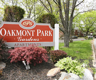 Oakmont Park Apartments, Scranton High School, Scranton, PA