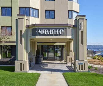 Building, Vista Del Ray