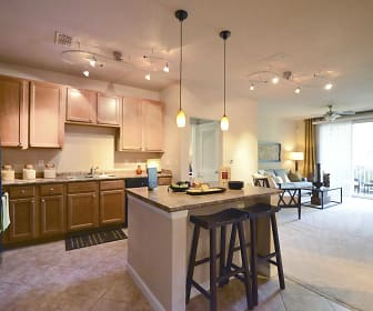 Kitchen, Carlyle at Bartram Park