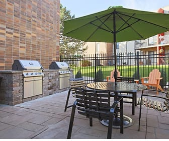 Grill Area, The Paragon