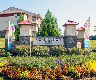 Community Signage, Worthington Glen