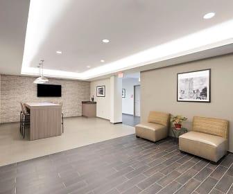 Foyer, Entryway, Furnished Studio - Greenville - Woodruff Road