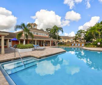 Pool, Caribbean Isle