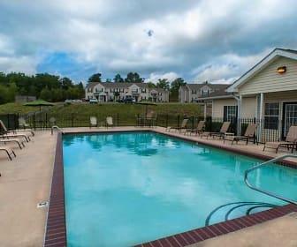 Pool, Wilmington Apartments