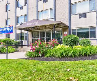 Chamberlain Apartments I & II, Five Oaks, Dayton, OH