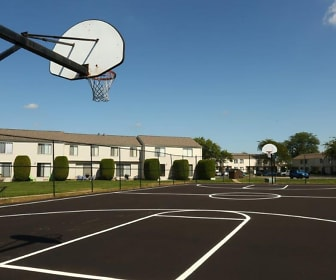 Basketball Court, Waterside Apartments