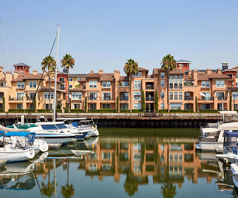 The Villas at Bair Island Marina, Redwood City, CA